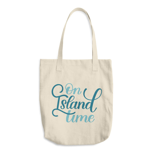 On Island Time Tote Bag