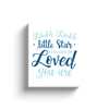 Twinkle Twinkle Little Star Canvas