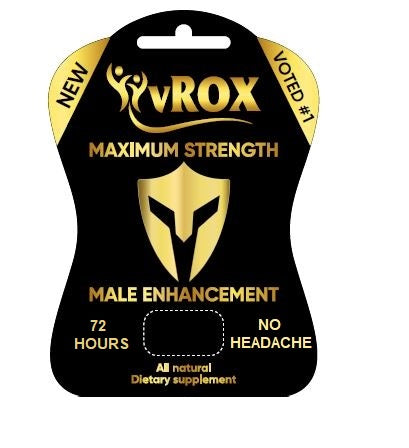 VRox Maximum Strength Male Enhancement