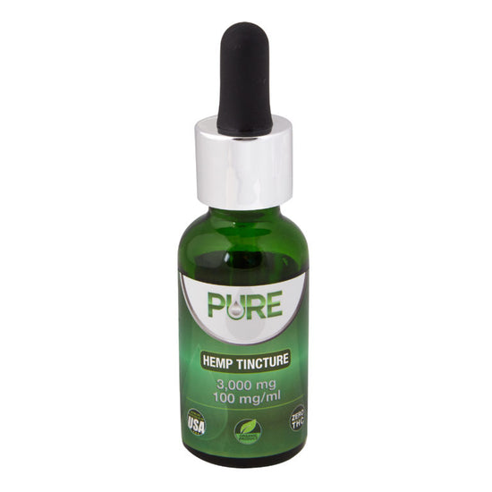 Pure Hemp Tincture 3000mg