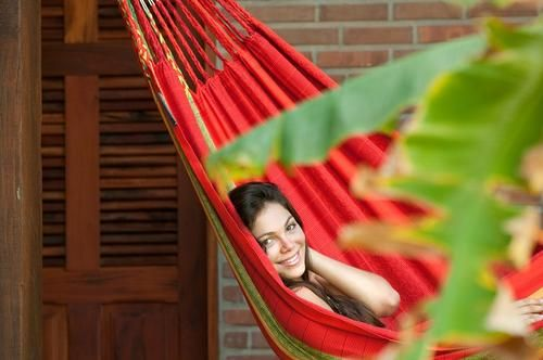 Organic Cotton Family Hammock