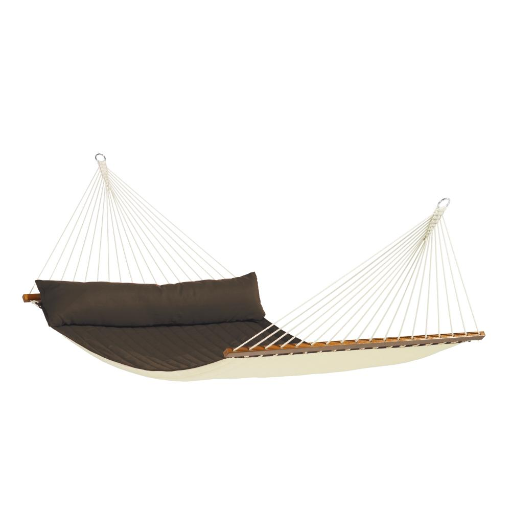 Brown spreader hammock