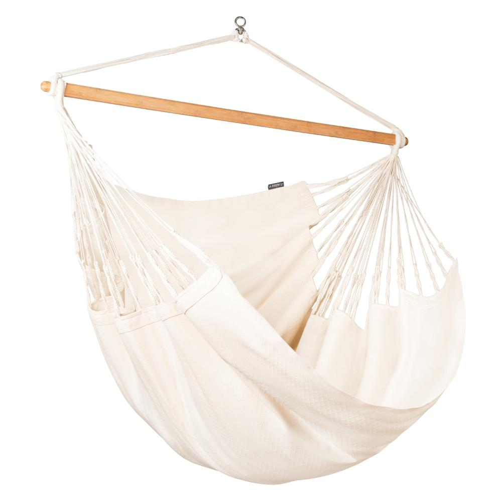 XL White Chair Hammock