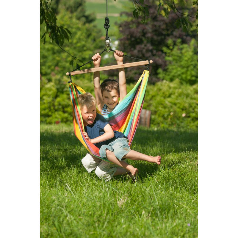 Children's outdoor chair hammock