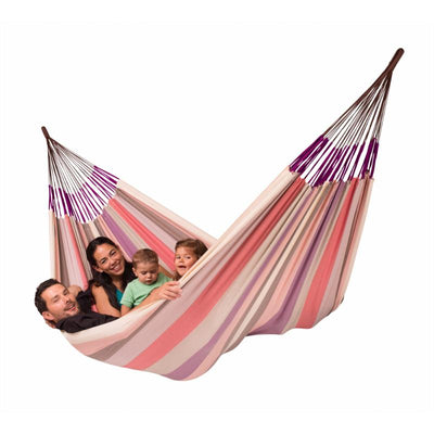 Colombian family size outdoor hammock