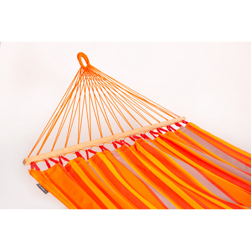 La Siesta range of spreader bar hammock
