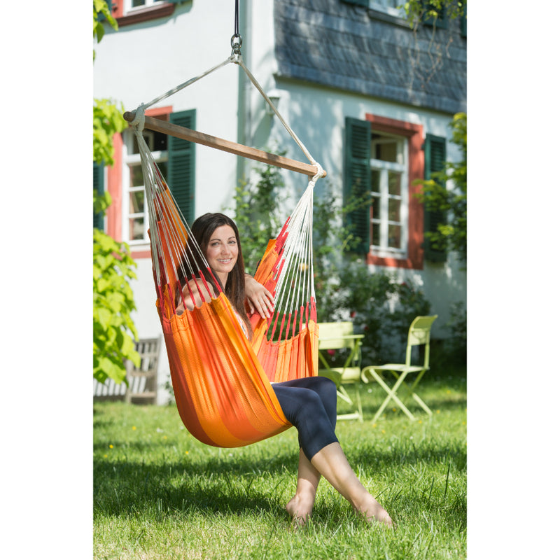 Cotton Garden Chair Hammock