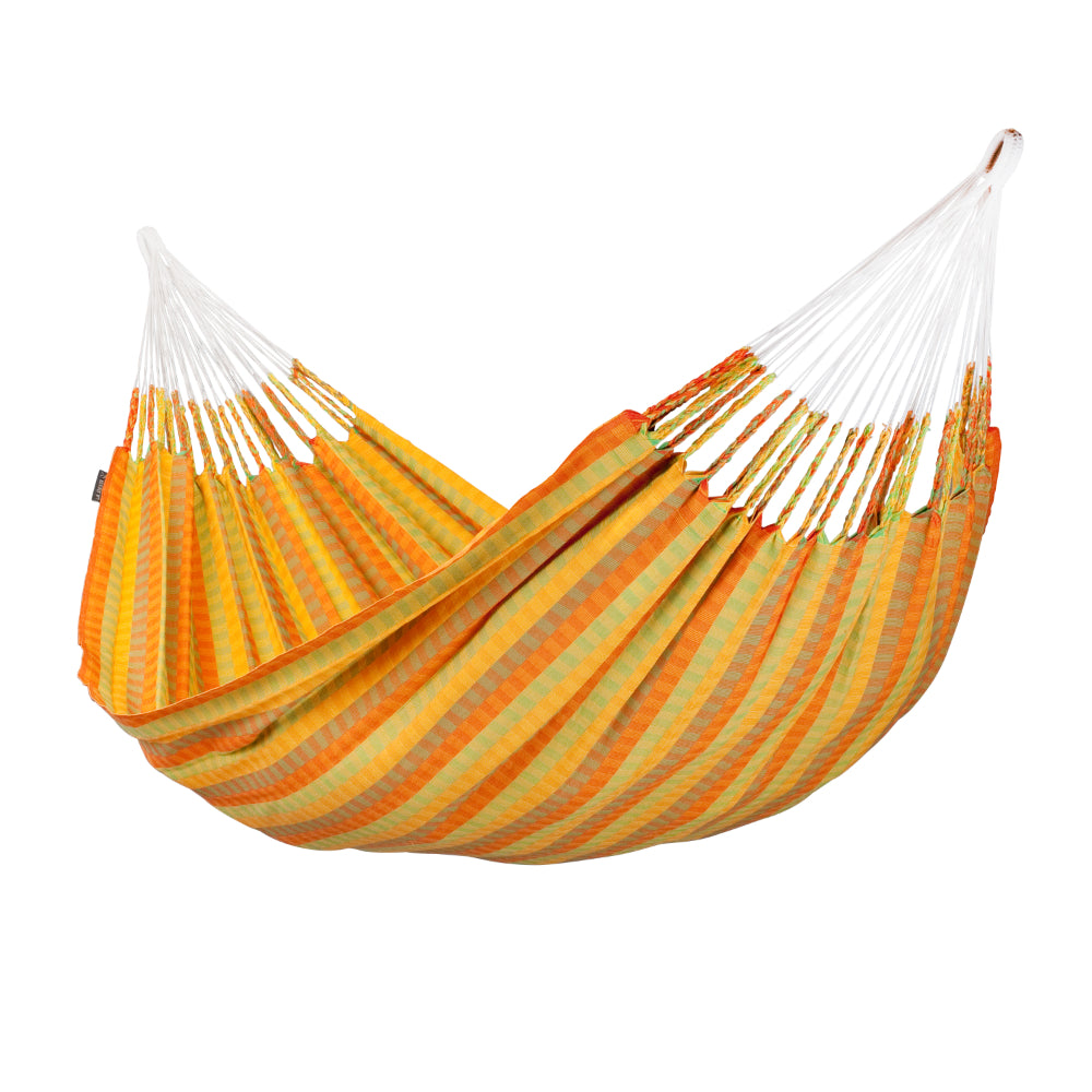 Double Cotton Hammock - La Siesta Citrus