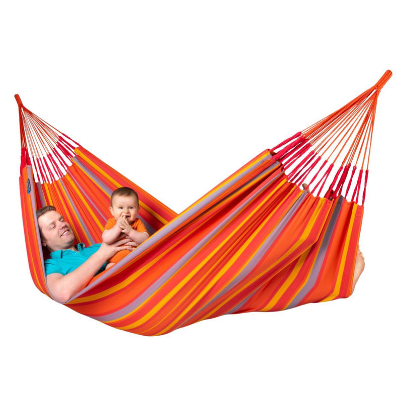 Hammock to Share with Children