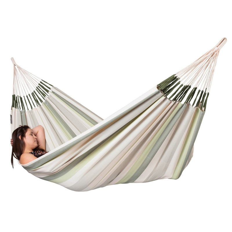 Large outdoor material hammock