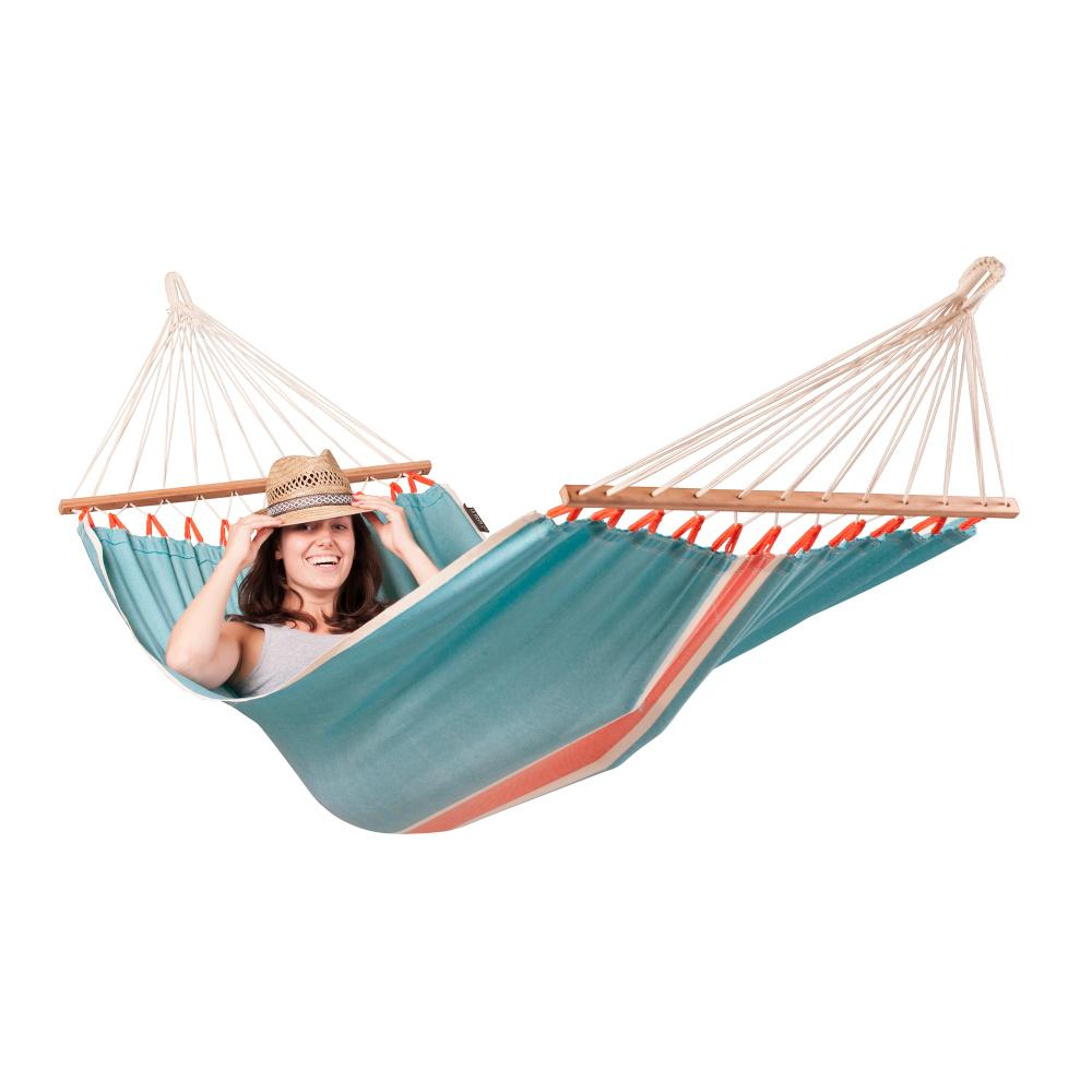 HamacTex Wooden Bar Hammock