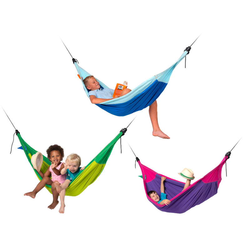 Children's Safe Hammock Colour Range
