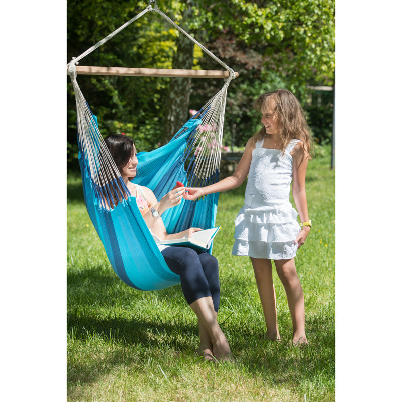 Outdoor Hammock Chair under Tree
