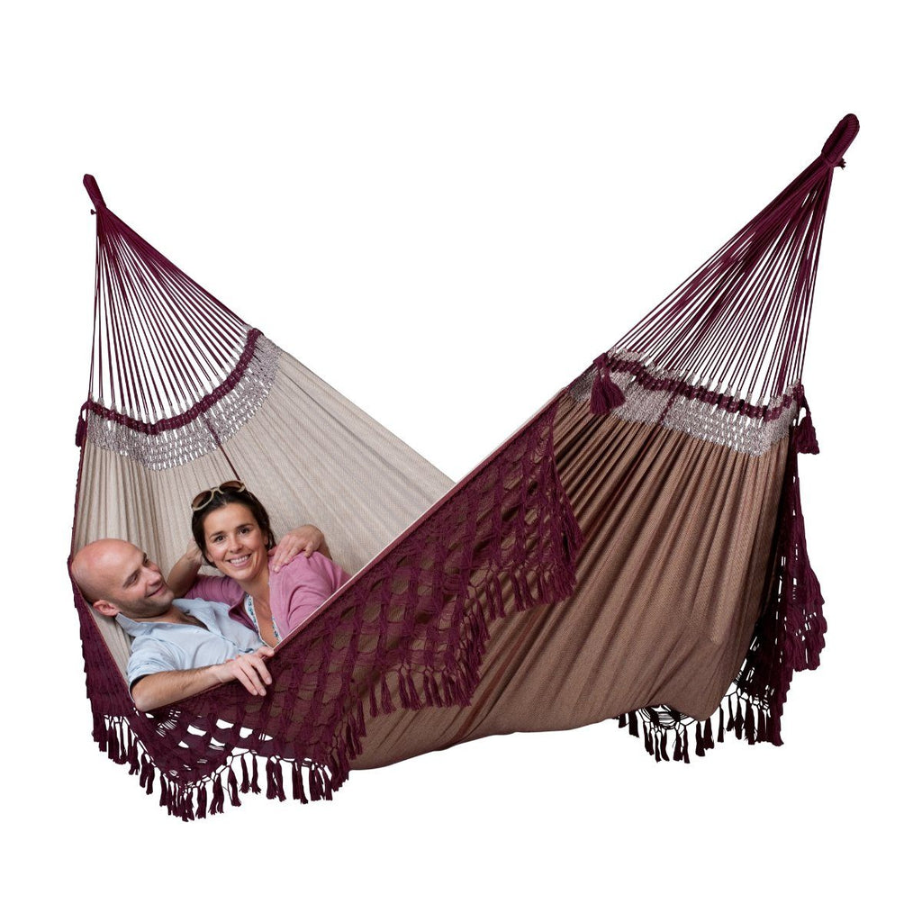 Two person Brazilian hammock