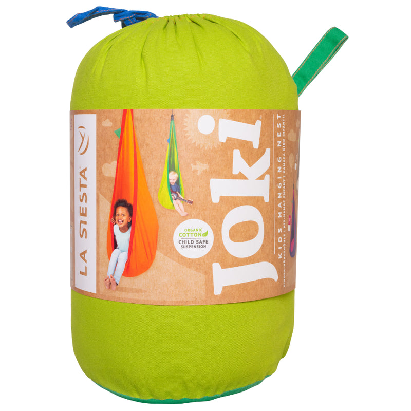 Joki Froggy Packaging - Hammock Pod for Children