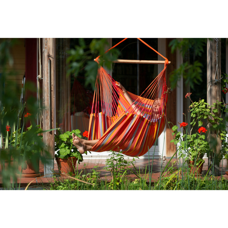 Extra Large Size Chair Hammock Recliner