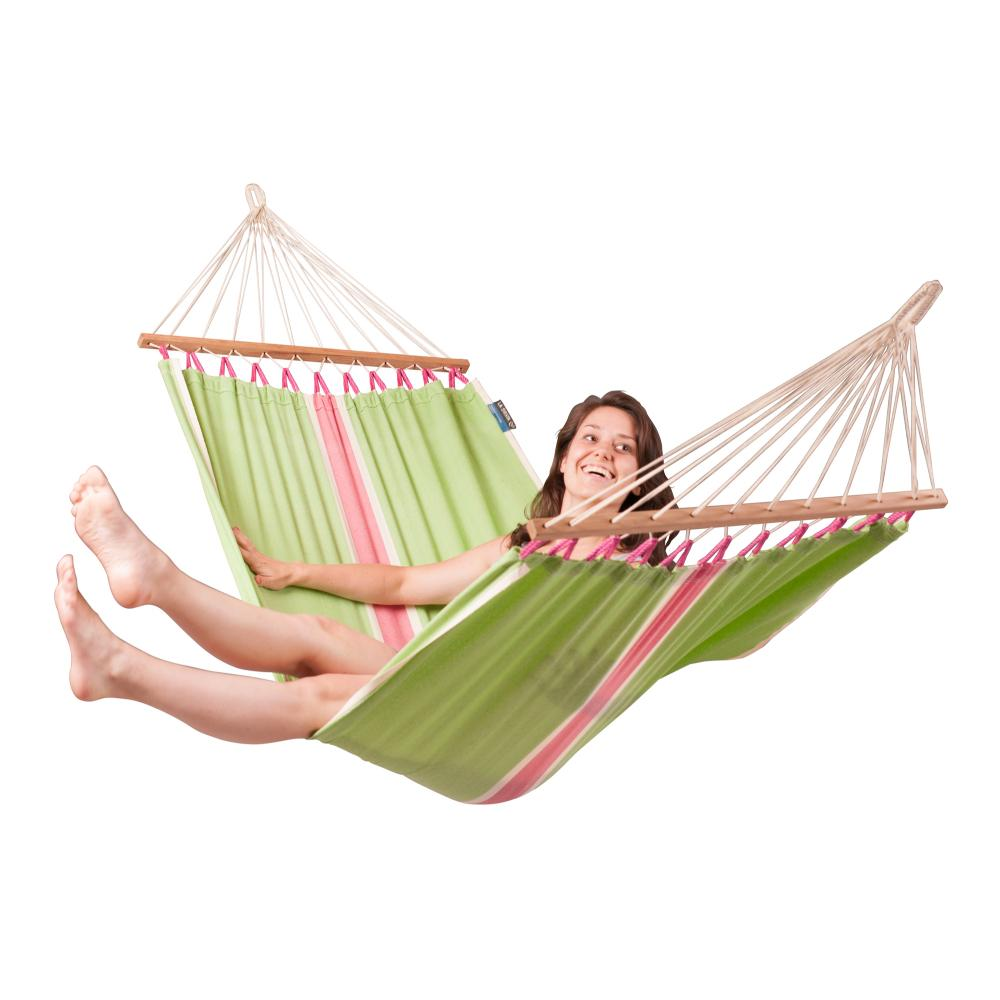 Small spreader bar hammock