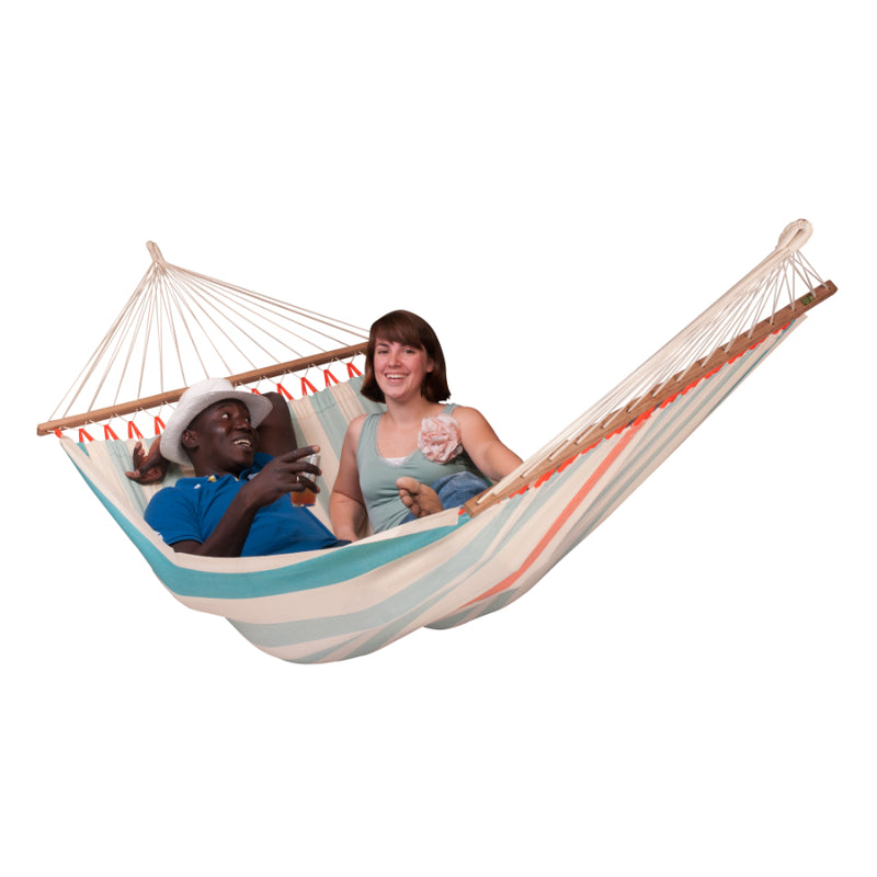 Spreader Bar Hammock - Double Size - Colada