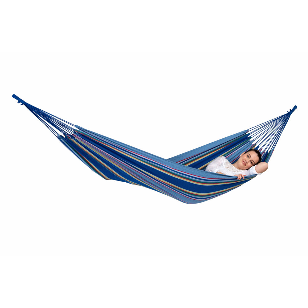 Single Outdoor Hammock - Ocean
