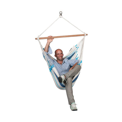 Seated chair hammock