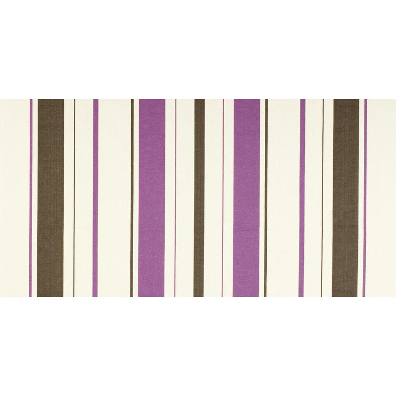 White, purple and brown colour palette