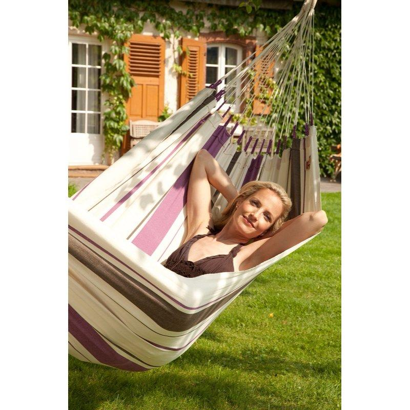 Colombian cotton hammock - single size