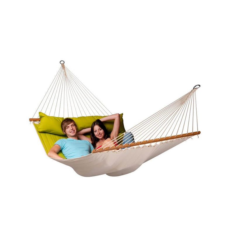Two person spreader hammock
