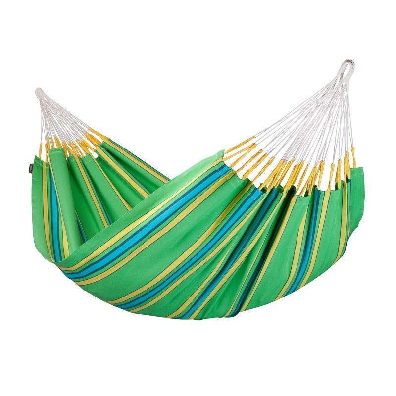 Hammock Green Cotton Double Size