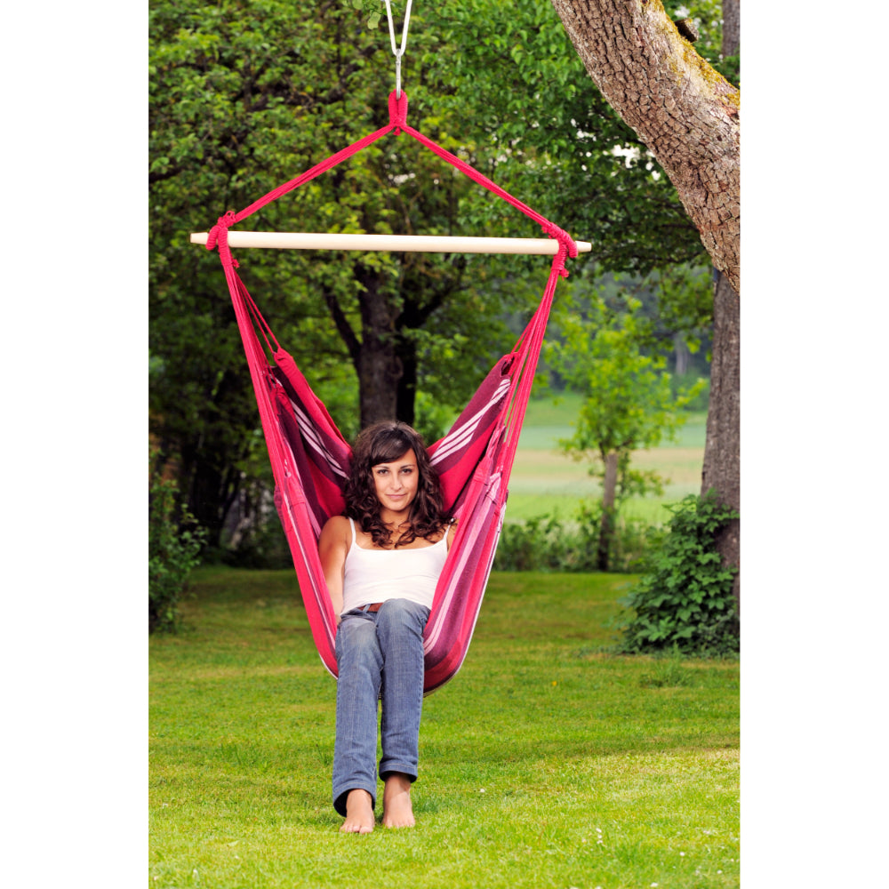 Single size garden hammock chair
