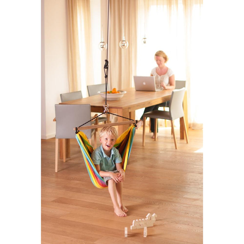 Indoor hammock chair for children