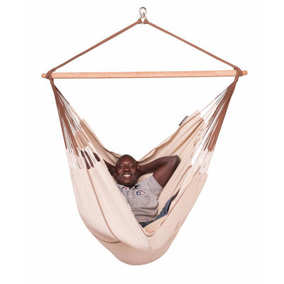 XL size cotton chair hammock