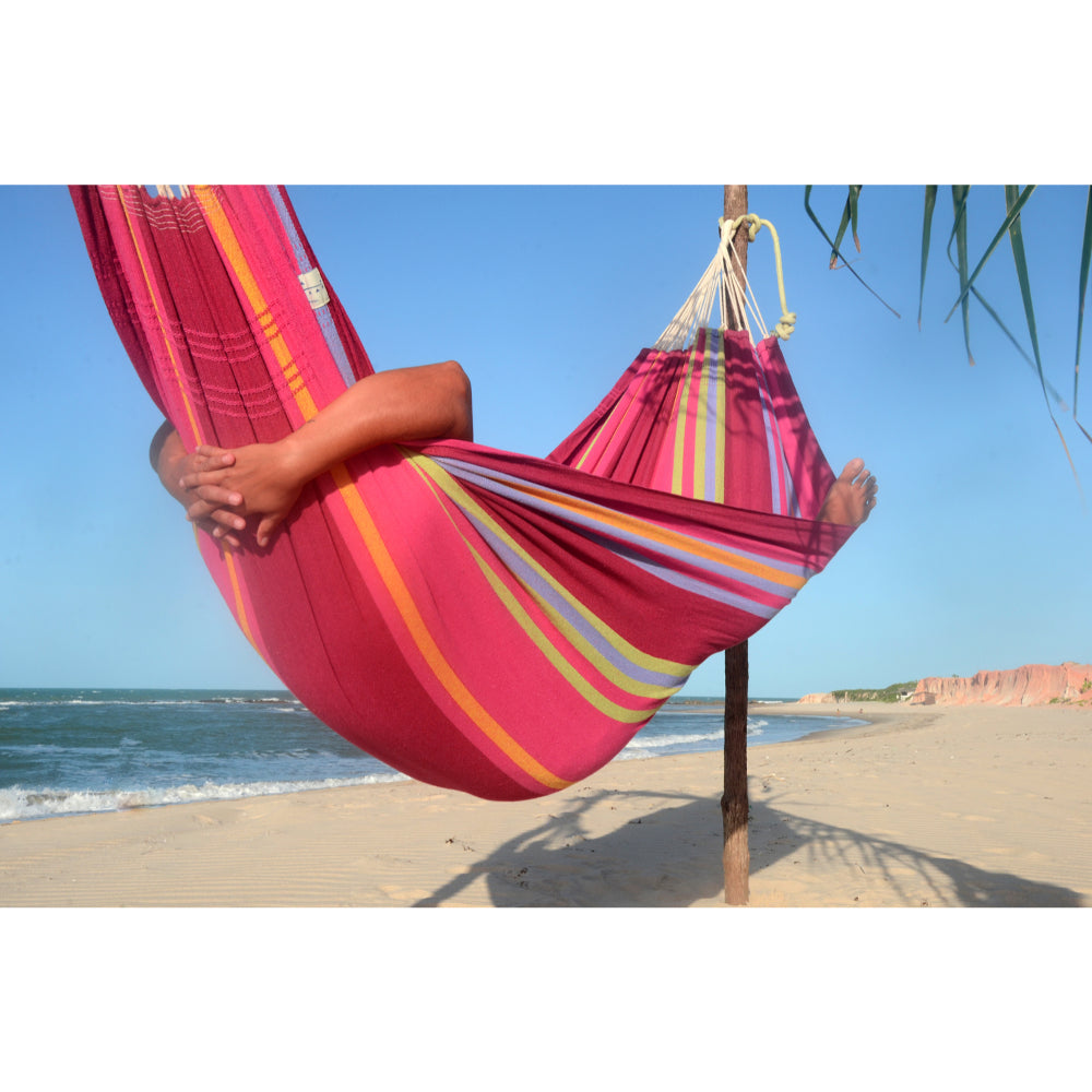Brazilian Cotton Double Hammock - Grenadine