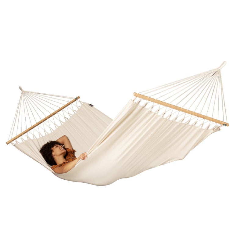 Off-white Organic Cotton Bar Hammock