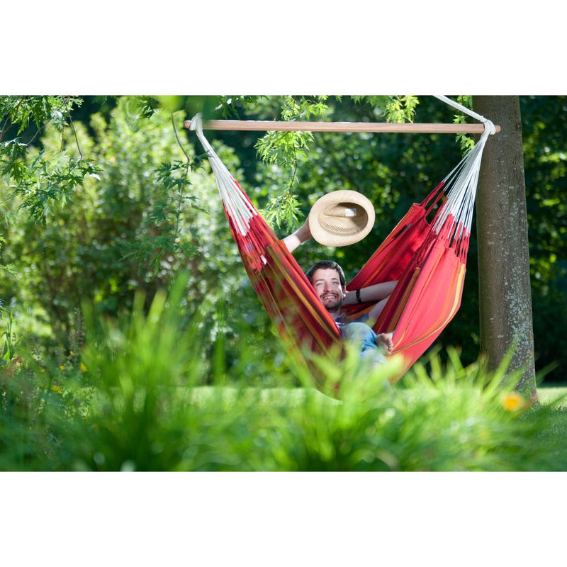 Outdoor garden hammock chair - cotton