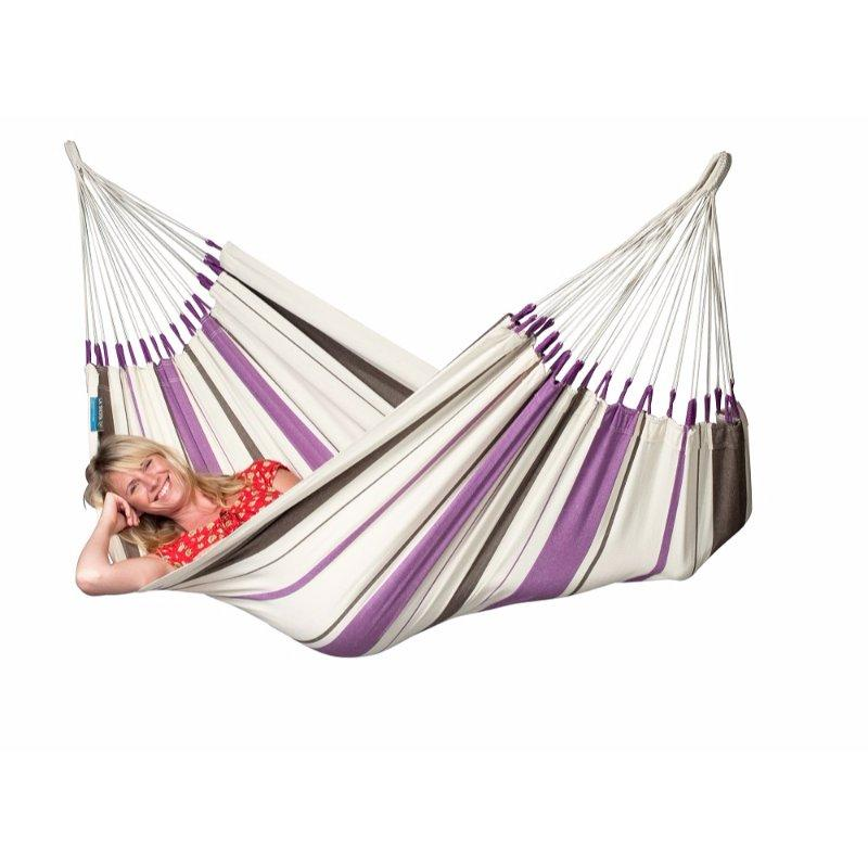 Cotton Purple Hammock