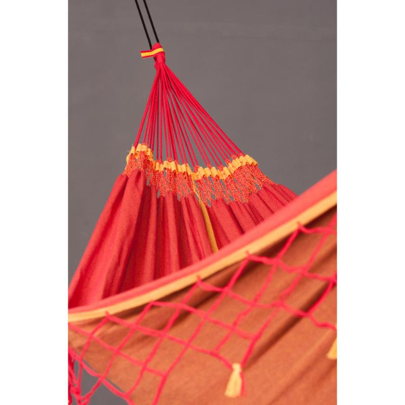 Hammock red cotton