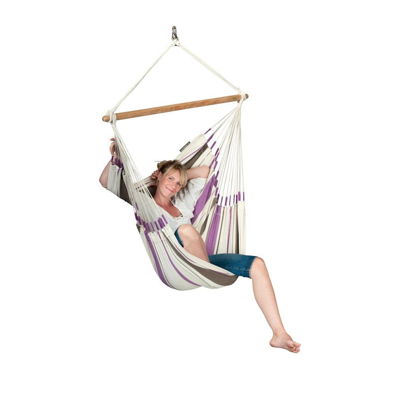 Cotton hammock swing