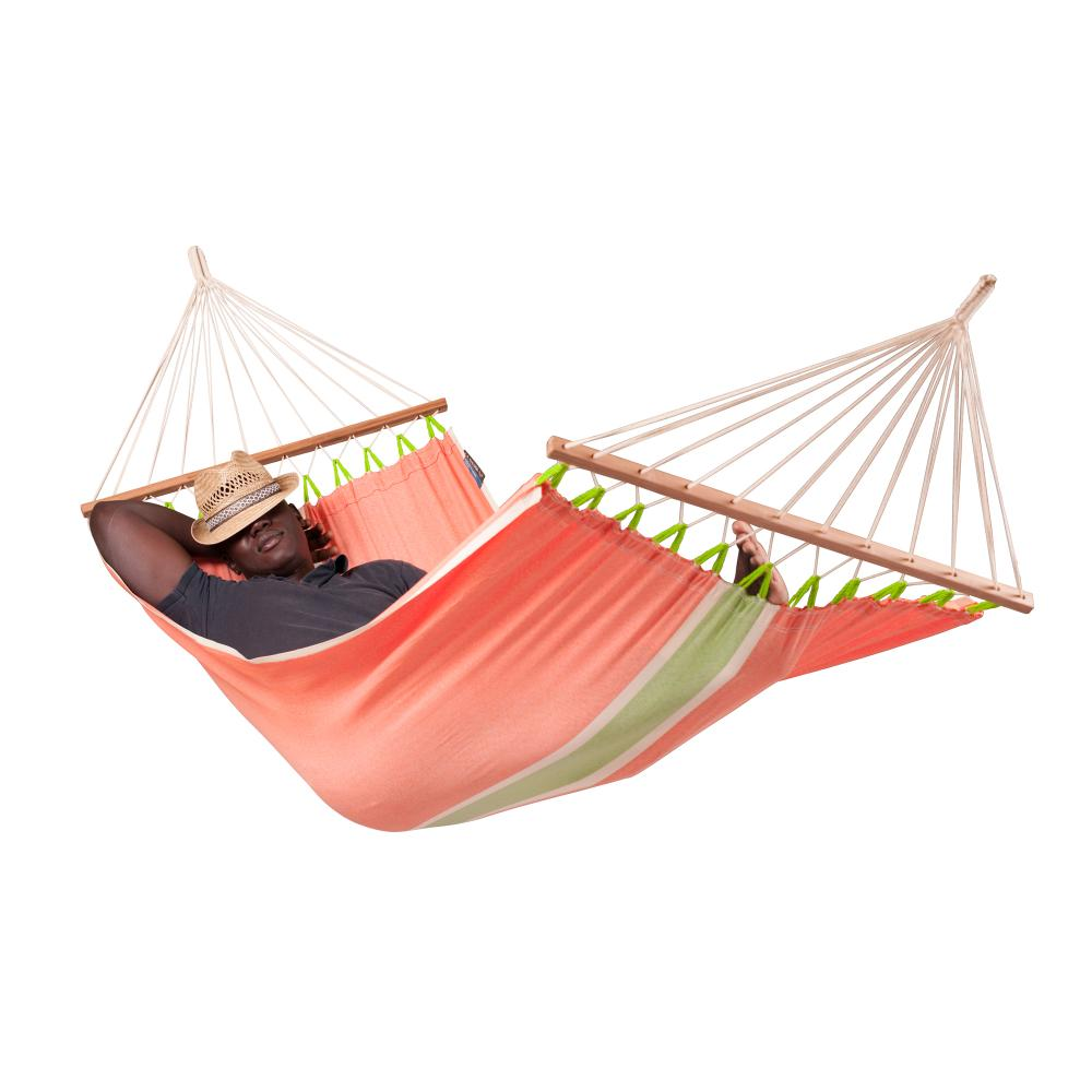 Single size bar hammock