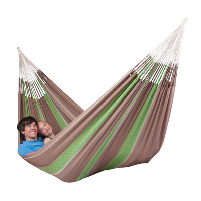 Organic Cotton Brown Family Hammock