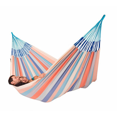 Two person outdoor hammock