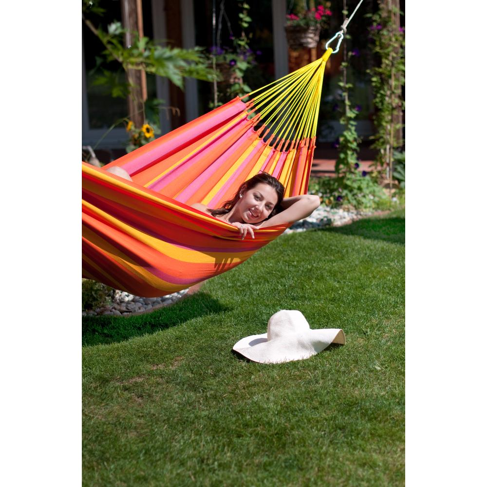 Colombian Traditional Single Hammock
