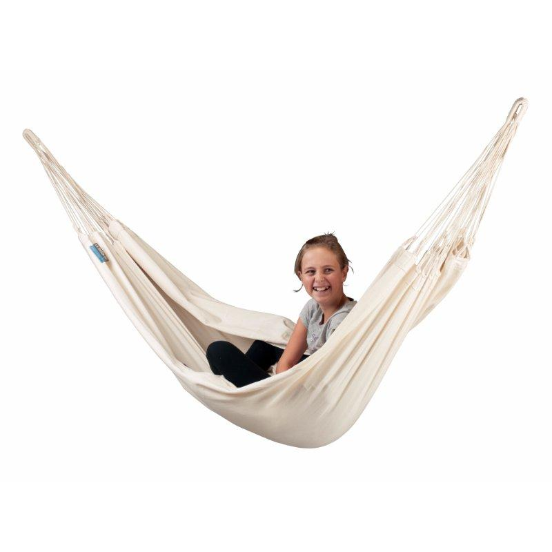 Hammock white cotton