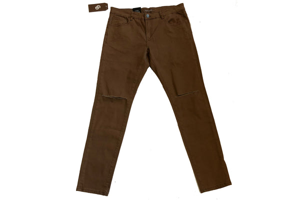 Dailey Denim Tan