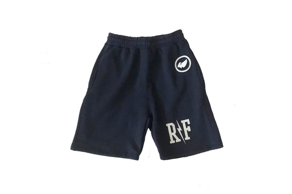 RF Flash Shorts Navy / White