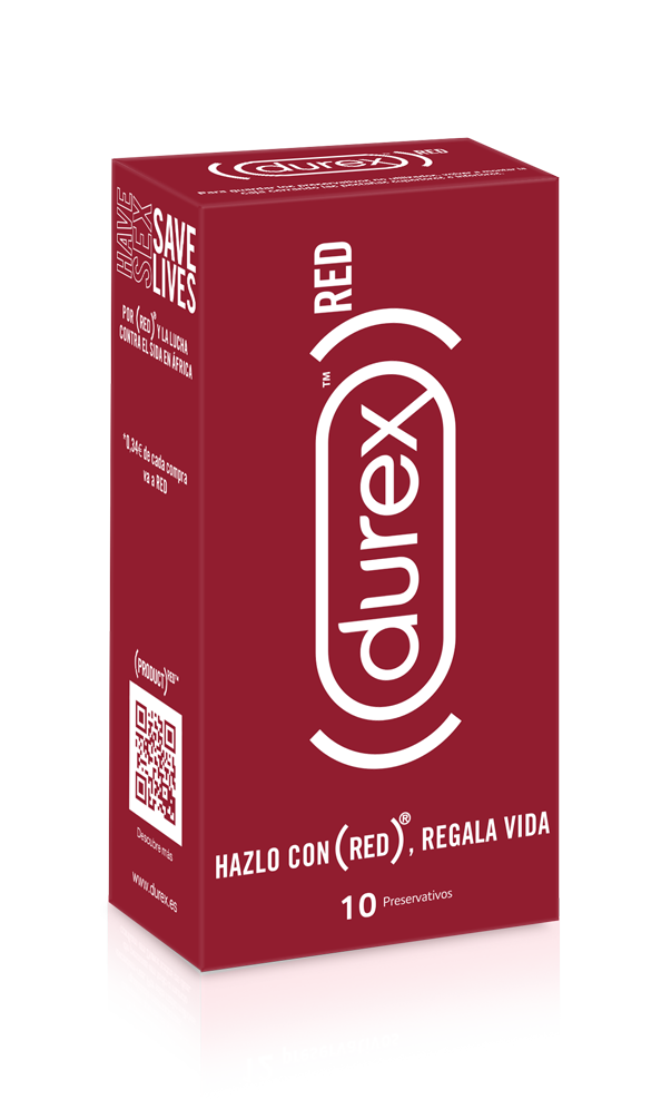 durex condones red