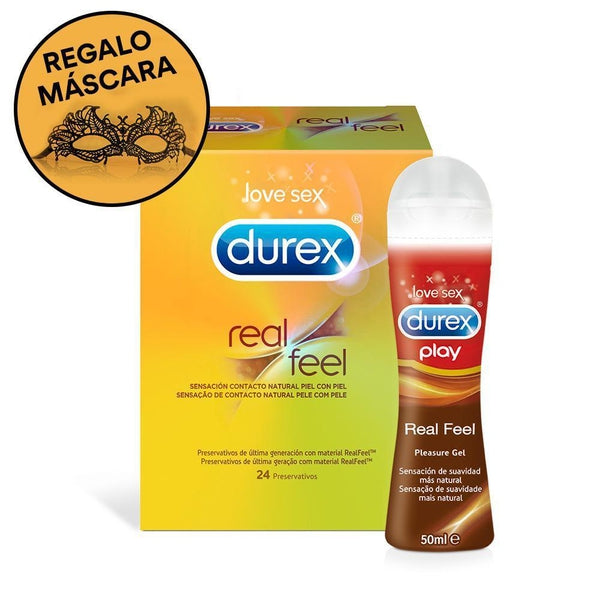 Durex ES Bundles Kit Real Feel