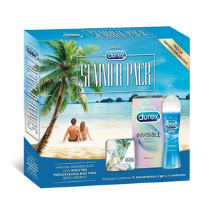 Durex España Bundles Durex Play Summer Pack