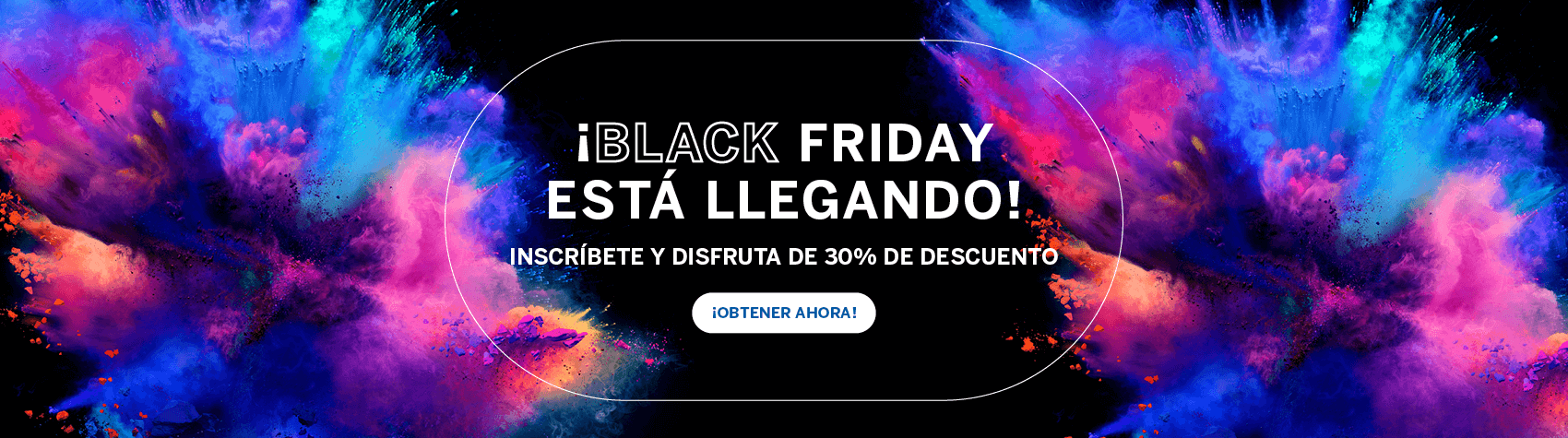 Black Friday Esta Llegando