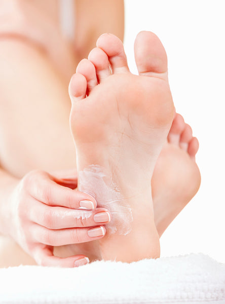 Heel, Solving Your Dry Skin