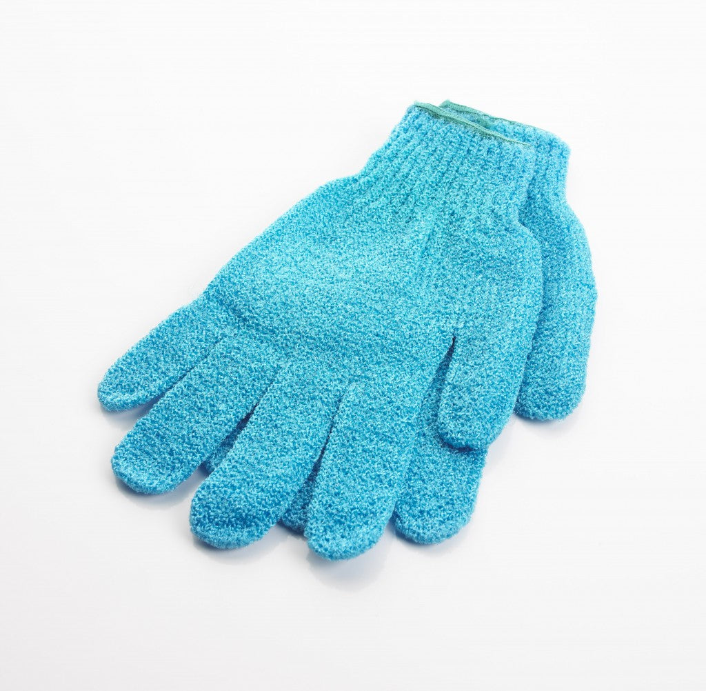 Exfoliating Gloves set of 4 pairs - Nordic Care